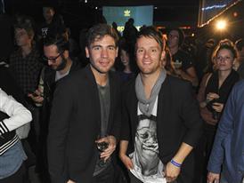 Revolverheld Kris und Niels
