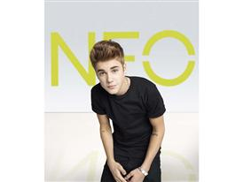 Justin Bieber partnership with NEO