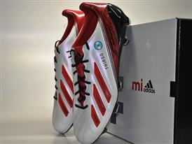 Messi miadidas - side on