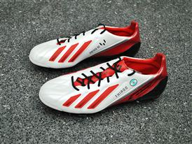 Messi miadidas - pair from above