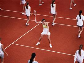 adidas by Stella McCartney barricade - Andrea Petkovic