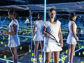 adidas by Stella McCartney tennis outfits
