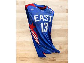 adidas NBA All-Star EAST Jersey Detail