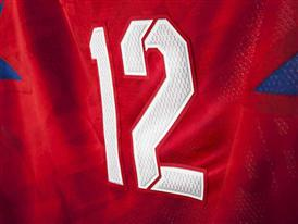 adidas NBA All-Star WEST Jersey Detail 4