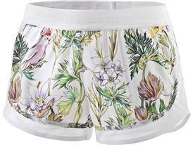 Run shorts print