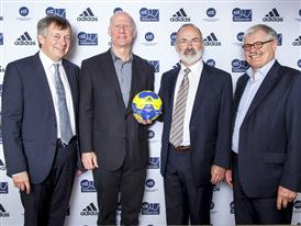 adidas and the EHF extend Handball partnership