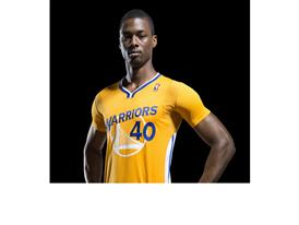 Golden State Warriors Jersey Harrison Barnes 2