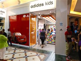 adidas Kids store in Canal Walk