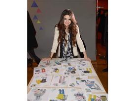 adidas NEO Label 2013SS Selena Gomez NY event 3