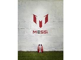 The new adidas adizero f50 Messi football boots