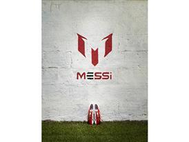 The new adidas adizero f50 Messi football boots
