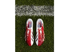 Leo Messi's exclusive adizero f50 boots