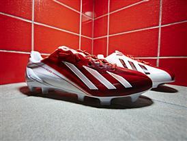 Leo Messi's adizero f50 Messi boots
