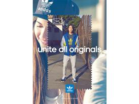 Unite All Originals - Campaign Visual