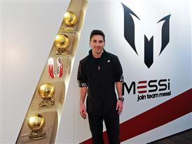 adidas Launches Messi Gallery In Barcelona