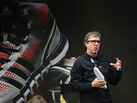 Al Van Noy, adidas Head of Innovation