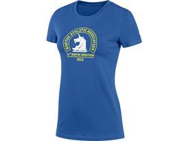 Offical Boston Marathon Race Tee W