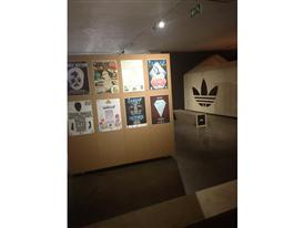 "adidas and AREA3 present ""From Before They Were Great"" exhibition"