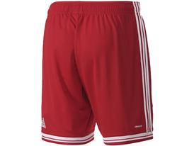 FCB Home Shorts back