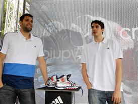 Felipe Reyes y Carlos Suárez 2