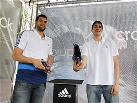 Felipe Reyes y Carlos Suárez 3