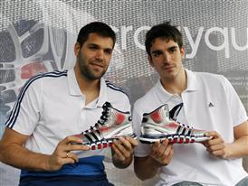 Felipe Reyes y Carlos Suárez 7