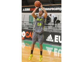 Andrew Lawrence - adidas Eurocamp 2013 - Day 3