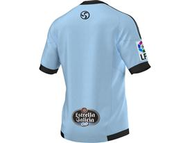 camiseta celta - Back