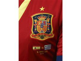 Official Jersey Spain