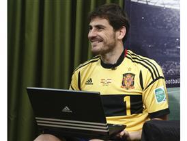 Iker Casillas #elretodefinitivo