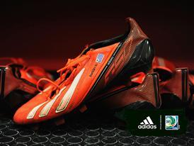 Diego Forlan adizeroF50 boots