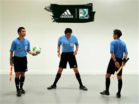adidas referees' kit