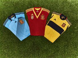 Spain Shirts 3
