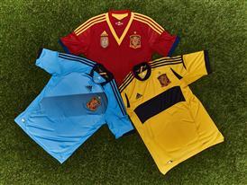 Spain Shirts 5