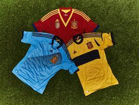 Spain Shirts 6
