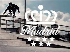 adidas Skateboarding Madrid