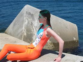 adidas by Stella McCartney - the Spring/Summer 13 swim collection 10