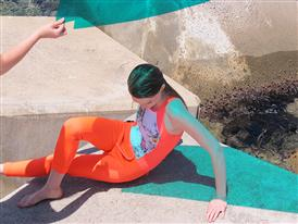 adidas by Stella McCartney - the Spring/Summer 13 swim collection 11