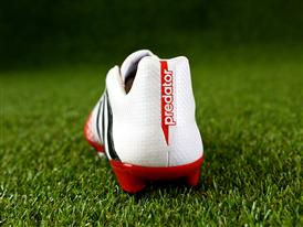 adidas Predator White & Red 1