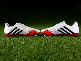 adidas Predator White & Red 7