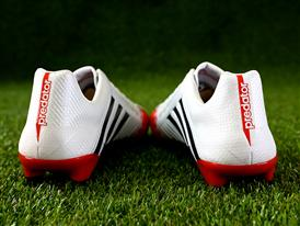 adidas Predator White & Red 9
