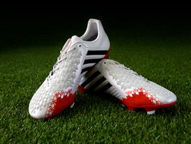 adidas Predator White & Red 15