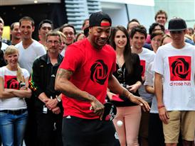 D Rose Tour, adidas World Headquarters 5