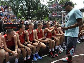 adidas D Rose Tour, Belgrade, Serbia (photo Djordje Tomic Ginger, adidas) 3