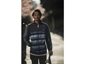 15 Years of Gonz and adidas Gonz Track Top and Gonz Stretch Chino Pant - Lem Villemin