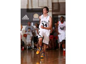 Stephen Zimmerman - adidas Invitational (day 3)