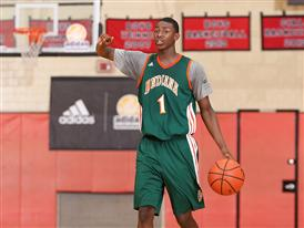 Jalen Coleman - adidas Invitational (day 3)