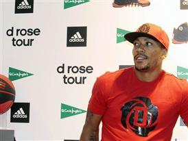 Derrick Rose Tour 12