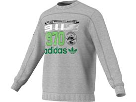 adidas Porsche_Porsche 911 S Graphic Sweater