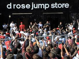 adidas D Rose Tour London 1